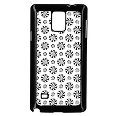 Holidaycandy Overlay Samsung Galaxy Note 4 Case (black)