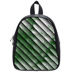 Green Bamboo School Bags (small)