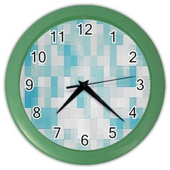 Illustrations, Tree Patterns And Pattern Wallpaper Color Wall Clocks