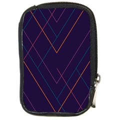 Line Color Compact Camera Cases