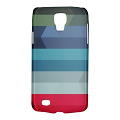 Line Light Stripes Colorful Galaxy S4 Active by AnjaniArt