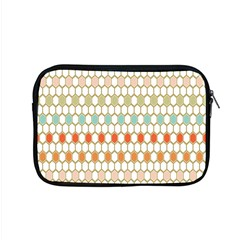 Lab Pattern Hexagon Multicolor Apple Macbook Pro 15  Zipper Case by AnjaniArt