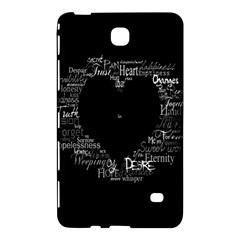 Love Valentine Day Samsung Galaxy Tab 4 (7 ) Hardshell Case  by AnjaniArt