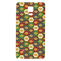 Ilus Origami Galaxy Note 4 Back Case by AnjaniArt