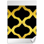Seamless Gold Pattern Canvas 20  x 30   30 x20 Canvas - 1