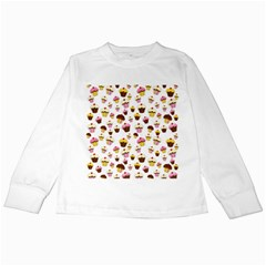Eat Me Kids Long Sleeve T Shirts by Valentinaart
