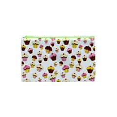 Eat Me Cosmetic Bag (xs) by Valentinaart