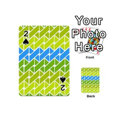 Link Pattern Playing Cards 54 (mini)
