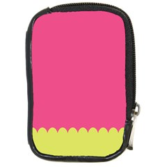 Pink Yellow Compact Camera Cases