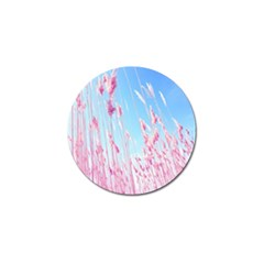 Pink Colour Golf Ball Marker (10 Pack) by AnjaniArt
