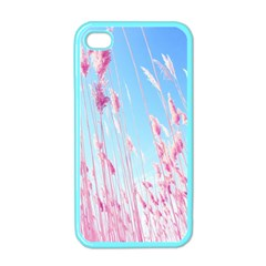 Pink Colour Apple Iphone 4 Case (color) by AnjaniArt