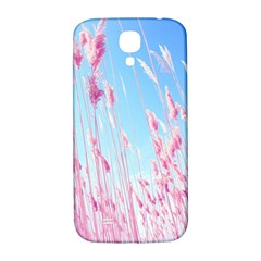 Pink Colour Samsung Galaxy S4 I9500/i9505  Hardshell Back Case by AnjaniArt