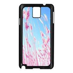 Pink Colour Samsung Galaxy Note 3 N9005 Case (black)