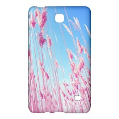 Pink Colour Samsung Galaxy Tab 4 (7 ) Hardshell Case  by AnjaniArt