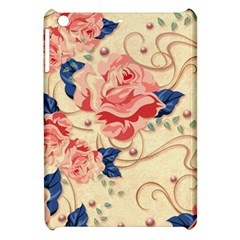 Beautiful Pink Roses Apple Ipad Mini Hardshell Case by Brittlevirginclothing
