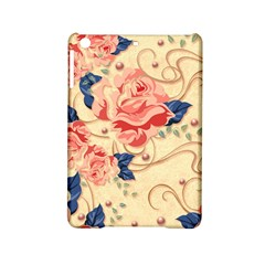 Beautiful Pink Roses Ipad Mini 2 Hardshell Cases by Brittlevirginclothing