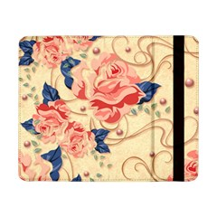 Beautiful Pink Roses Samsung Galaxy Tab Pro 8 4  Flip Case by Brittlevirginclothing