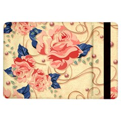 Beautiful Pink Roses Ipad Air Flip by Brittlevirginclothing