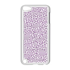 Maze Lost Confusing Puzzle Apple Ipod Touch 5 Case (white)