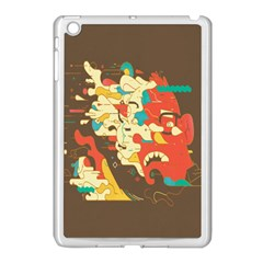 Shadow Advance Apple Ipad Mini Case (white) by AnjaniArt