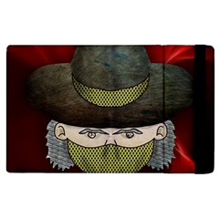 Illustration Drawing Vector Color Apple Ipad 3/4 Flip Case by Amaryn4rt