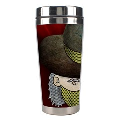 Illustration Drawing Vector Color Stainless Steel Travel Tumblers