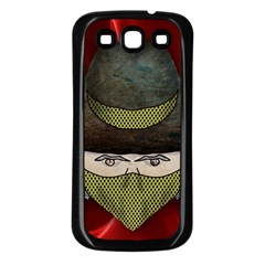 Illustration Drawing Vector Color Samsung Galaxy S3 Back Case (black) by Amaryn4rt