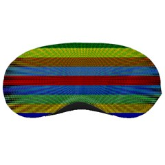 Pattern Background Sleeping Masks by Amaryn4rt