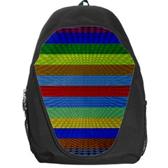 Pattern Background Backpack Bag by Amaryn4rt