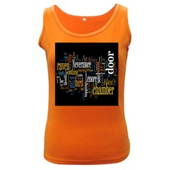 Showing Picture Resolutions Women s Dark Tank Top