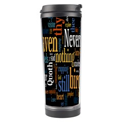 Showing Picture Resolutions Travel Tumbler by AnjaniArt