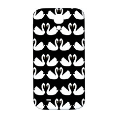Swan Animals Samsung Galaxy S4 I9500/i9505  Hardshell Back Case