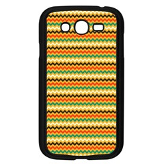 Striped Pictures Samsung Galaxy Grand Duos I9082 Case (black) by AnjaniArt