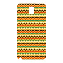 Striped Pictures Samsung Galaxy Note 3 N9005 Hardshell Back Case by AnjaniArt