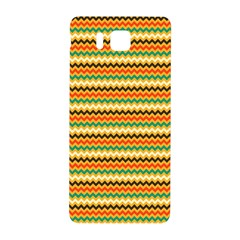 Striped Pictures Samsung Galaxy Alpha Hardshell Back Case