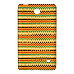 Striped Pictures Samsung Galaxy Tab 4 (8 ) Hardshell Case  by AnjaniArt