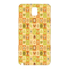 Texture Background Stripes Color Animals Samsung Galaxy Note 3 N9005 Hardshell Back Case