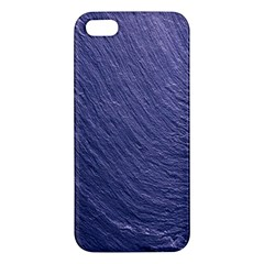 Textura Stone Iphone 5s/ Se Premium Hardshell Case by AnjaniArt