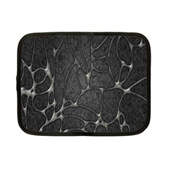 Texture Network Netbook Case (small)  by AnjaniArt