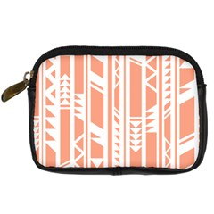 Tribal Pattern Digital Camera Cases by AnjaniArt