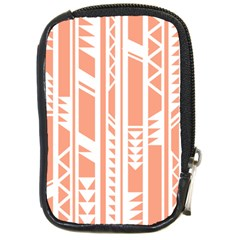 Tribal Pattern Compact Camera Cases by AnjaniArt