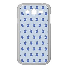 Tumblr Cute Tardis Samsung Galaxy Grand Duos I9082 Case (white) by AnjaniArt