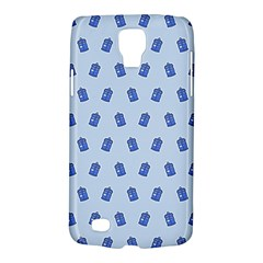 Tumblr Cute Tardis Galaxy S4 Active by AnjaniArt