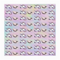 Tumblr Unicorns Medium Glasses Cloth (2 Side) by AnjaniArt