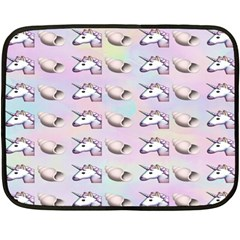 Tumblr Unicorns Fleece Blanket (mini)