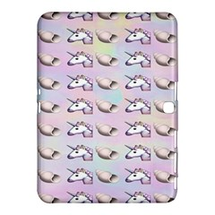 Tumblr Unicorns Samsung Galaxy Tab 4 (10 1 ) Hardshell Case  by AnjaniArt