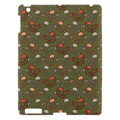 Tumblr Static Final Colour Apple Ipad 3/4 Hardshell Case by AnjaniArt