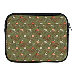 Tumblr Static Final Colour Apple Ipad 2/3/4 Zipper Cases by AnjaniArt