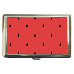 Watermelon Seeds Red Cigarette Money Cases