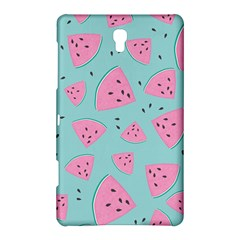 Watermelon Red Blue Samsung Galaxy Tab S (8 4 ) Hardshell Case  by AnjaniArt